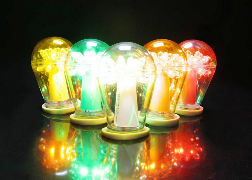 đèn led đầy đủ các màu