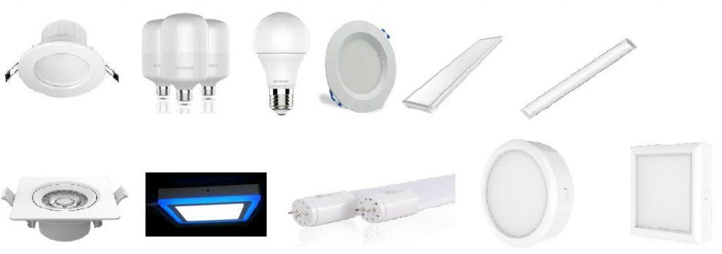 Bóng đèn led chính hãng