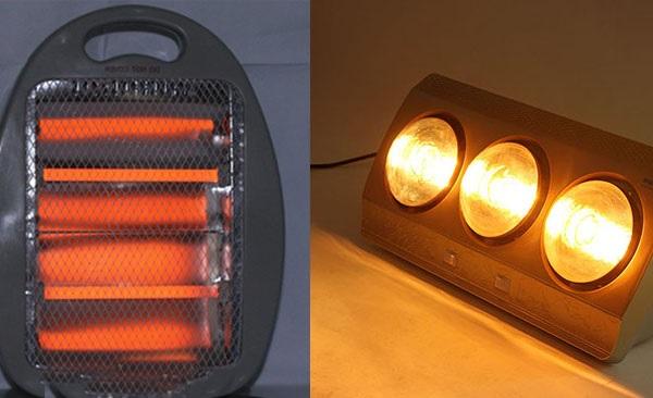 Đèn sưởi ấm Halogen
