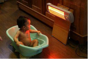 Lợi ích của đèn sưởi ấm