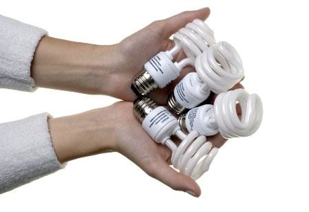 Bóng đèn compact giá rẻ