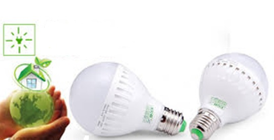 Bóng đèn thân thiện với môi trường