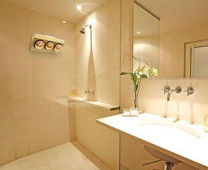 Đèn sưởi ấm treo tường nhà tắm