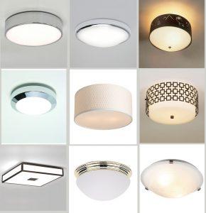 Các loại đèn trần