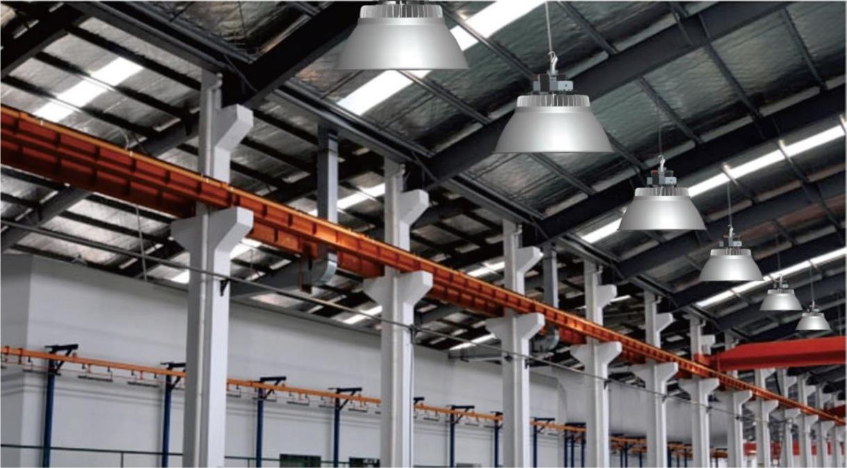 Kết quả hình ảnh cho tiêu chuẩn hệ thống chiếu sáng nhà xưởng