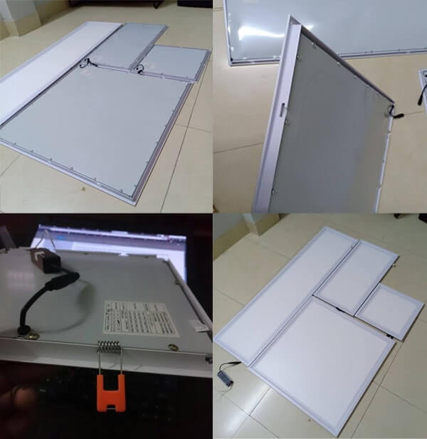 cac loai den led panel 600x600