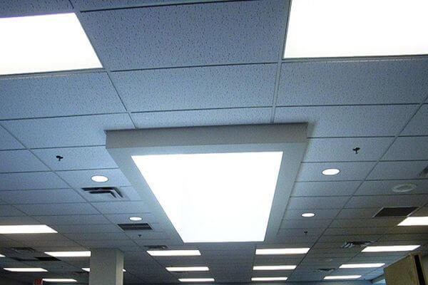 ung dung den led panel light